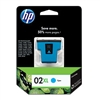 HP 02 XL Cyan Ink - C8730WN