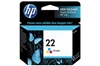 HP No. 22 Black Ink - C9352AN