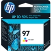 HP No. 97 Tricolor Ink - C9363WN