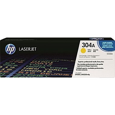 HP 2020/2025/2320 Yellow Toner - CC532A