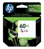 HP No. 60XL Tricolor Ink - CC644WN
