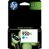 HP 920XL Cyan Ink - CD972AN