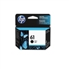 HP No. 61 Black Ink - CH561WN