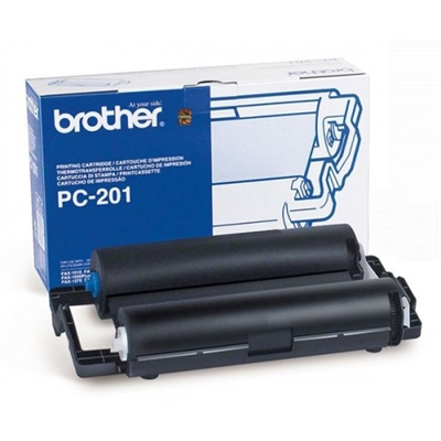 Brother PC201 Black Toner