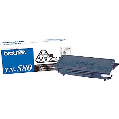 Brother HL 2170 TN580 Black Toner (High Yield)