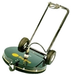 8.710-074.0 Hotsy Big Guy Rotary Surface Cleaner quickly cleans shop floors, warehouses and driveways, 28 inch diameter