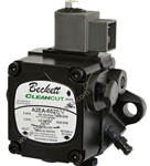 Beckett CleanCut Diesel Fuel Supply Pump Model A2EA-6527 with 110 volt fuel solenoid shut off valve included