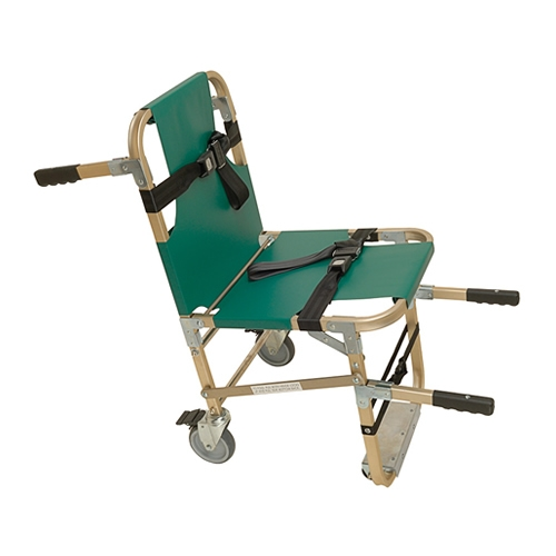 Junkin Jsa 800 W Evacuation Chair W 4 Wheels