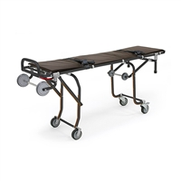 Junkin Tall Heavy Duty Single Person Mortuary Cot
