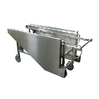 Mortech Model 600035 Ventilated Embalming Table