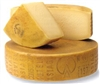 Italian Asiago Pressato Cheese Quarters