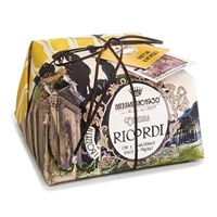 Breramilano Panettone with Limoncello Cream - 1kg