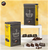 Caffarel Coffee Dark Gianduia Tin