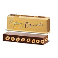 Caffarel Piemonte Gianduia Chocolate Bar With Whole Hazelnuts