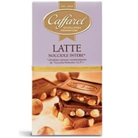 Caffarel Latte Chocolate Bar