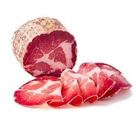 Sliced Capicola Hot