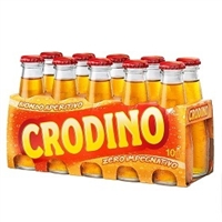 Crodino Non-Alcoholic Aperitif - Pack of 10
