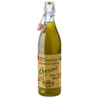 Farchioni Il Casolare Organic Unfiltered Extra Virgin Olive Oil - 750ml