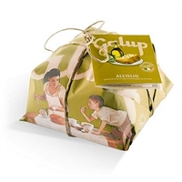 Galup Italian Panettone with Olive Oil