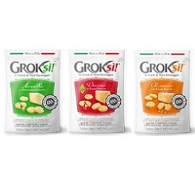 Groksi! Crunchy Cheese Snack Sampler