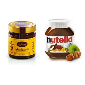 Italian Hazelnut Chocolate Spread Sampler
