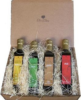 Infused Oils Gift Pack