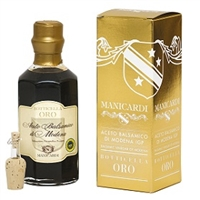 Manicardi Botticella Oro Balsamic Vinegar of Modena IGP - 250ml