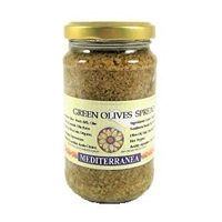 Mediterranea Green Olives Spread