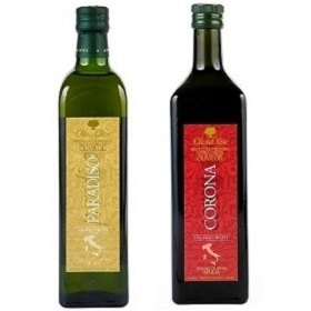 Paradiso + Corona Extra Virgin Olive Oil Combo Pack - 500ml
