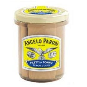 Angelo Parodi Tuna Fillets in Olive Oil