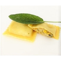 Gluten Free Roasted Vegetable Ravioli