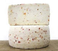 Sicilian Red Pepper Primo Sale Pecorino (Approx. 0.40lb)