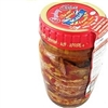 Scalia Anchovy Fillets with Red Pepper - 2.8oz Jar
