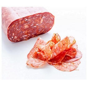 Spianata Calabra Hot Sliced Salame