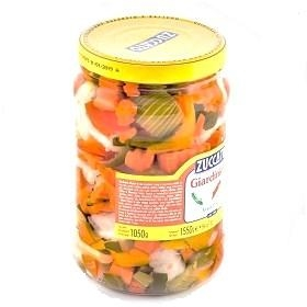 Zuccato Giardiniera Mixed Pickles