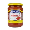 Zuccato Fresh Cherry Tomato Sauce with Basil - 350gr