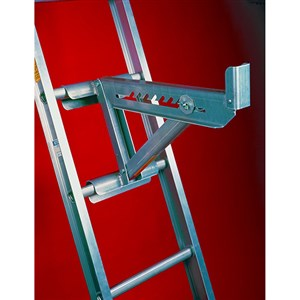 Guardian 2420 2 Rung Short Body Aluminum Ladder Jack