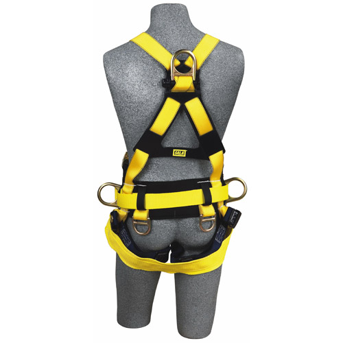 Sala delta harness fall protection sala get free image for Sala safety harness