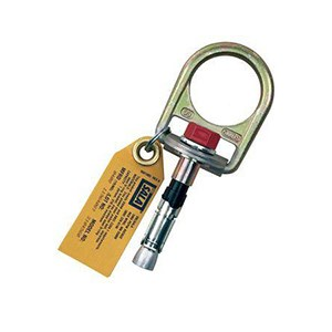 Dbi Sala 2104562 Concrete D Ring Anchor With 12 Bolts