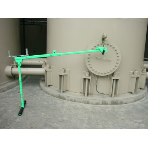 Dbi Sala 8530252 Advanced Series 4 7 Extendable Pole Hoist