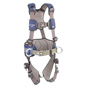 DBI/SALA ExoFit NEX Construction Style Full Body Harness 1113124