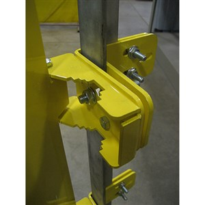 LSG-AC-2206-PCY Angle Iron Adapter Bracket