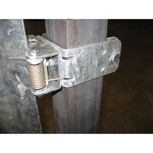 LSG-AC-2206-GAL Angle Iron Adapter Bracket