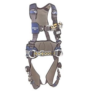 DBI/SALA ExoFit NEX Global Wind Energy Construction Style Climbing Full Body Harness 1113218