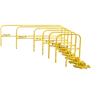 BlueWater 500105 3 Foot SafetyRail 2000