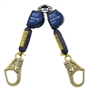 DBI/SALA 3101627  Nano-Lok 100% Tie-Off Extended Length 9 Foot Self Retracting Web Lifeline