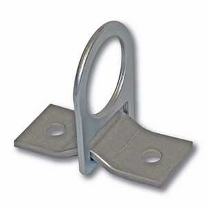 Guardian 00360 D-Ring 2 Hole Anchor Plate