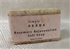 Rosemary Rejuvenation Salt Soap
