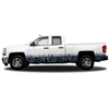 "MOON SHINE CAMO® - CAMO GRASS - REGULAR CAB ROCKER PANEL (5 - 21"" x 56"" Tall Grass Pieces)"