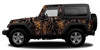 MOON SHINE CAMO® JEEP / SUV KIT - (6) 4' x 5' sheets